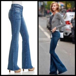FRAME DENIM Le High Flare Jeans ~ Clapps